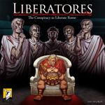 Board Game: Liberatores: The Conspiracy to Liberate Rome