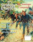 Board Game: San Juan Hill: The Santiago Campaign 1898