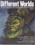 Issue: Different Worlds (Issue 26 - Jan 1983)
