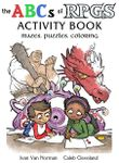 RPG Item: The ABCs of RPGs Activity Book