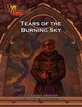 RPG Item: War of the Burning Sky #06: Tears of the Burning Sky (5E)