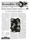 Issue: Aventurischer Bote (Issue 19 - 1989)