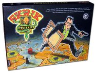 Board Game: The Mystery of the Scream