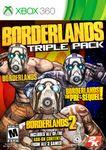 Video Game Compilation: Borderlands Triple Pack