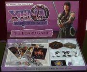 Board Game: Xena Warrior Princess: The Board Game