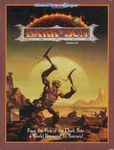 RPG Item: Dark Sun Boxed Set