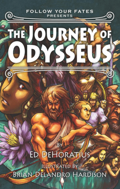 the journey and tribulations of the great odysseus Return to ithaca (the adventures of odysseus) odysseus' journey is coming to an end trials and tribulations through the previous five books.