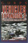 RPG Item: GURPS Vehicles Expansion 2