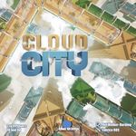 Cloud City, Blue Orange Games, 2020 — front cover (image provided by the publisher)