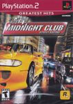 Video Game: Midnight Club: Street Racing