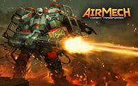 Video Game: AirMech
