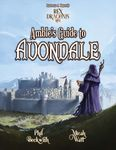 RPG Item: Amble's Guide to Avondale (Pathfinder)
