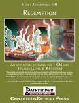 RPG Item: 1 on 1 Adventures #18: Redemption