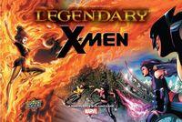 Board Game: Legendary: A Marvel Deck Building Game – X-Men
