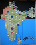 Board Game: Age of Steam Expansion: India