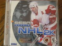 Video Game: NHL 2K