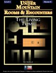 RPG Item: Rooms & Encounters: The Living Tomb