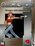 RPG Item: Quick Shots - Mission File: Alpha