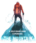 Board Game: The Mountain: A Solo Board Game Experience