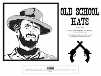 RPG Item: Old School Hats