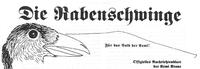 Periodical: Die Rabenschwinge: Offizielles Nachrichtenblatt der Kemi-Krone