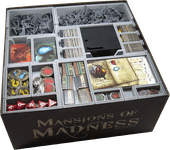 Board Game Accessory: Mansions of Madness: Second Edition – Folded Space Insert