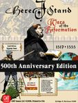 Board Game: Here I Stand: 500th Anniversary Edition