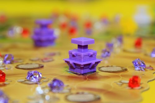 Board Game: Ishtar: Gardens of Babylon