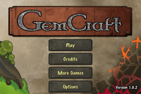 Video Game: GemCraft (mobile)