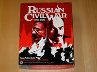 Board Game: Russian Civil War 1918-1922