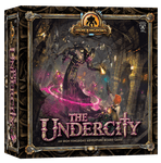 Board Game: The Undercity: An Iron Kingdoms Adventure Board Game