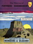 RPG Item: Thieves of Fortress Badabaskor