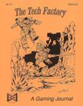 Issue: The Tech Factory (Issue 12 - Jul 1997)