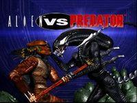 Video Game: Alien vs. Predator (Jaguar)