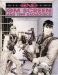 RPG Item: Millennium's End GM Screen and 1999 Datasource