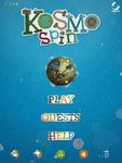 Video Game: Kosmo Spin