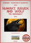 RPG Item: Humakt, Raven, and Wolf