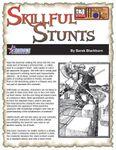 RPG Item: Skillful Stunts