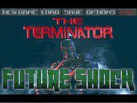 Video Game: The Terminator: Future Shock