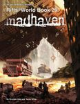 RPG Item: World Book 29: Madhaven