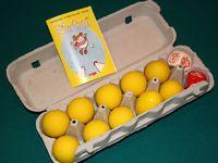 Board Game: Dancing Eggs