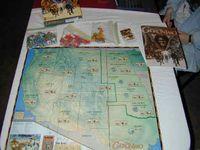 Board Game: Geronimo