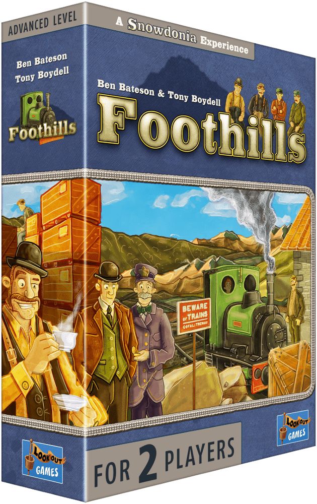 Board Game: Foothills