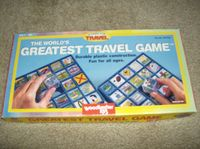 Board Game: The World's Greatest Travel Game
