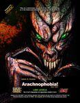 RPG Item: Arachnophobia! The 2017 Edit
