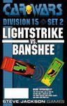 Board Game: Car Wars Fifth Edition Starter Set, Division 15 - Set 2