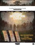 RPG Item: Combat Description Cards