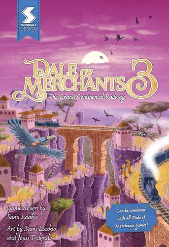 Board Game: Dale of Merchants 3