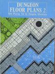 RPG Item: Dungeon Floor Plans 2