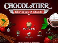Video Game: Chocolatier: Decadence by Design